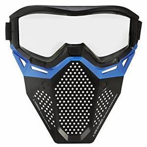 Nerf Rival Gesichtsmaske blau