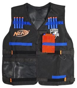 Nerf N-Strike-Elite Battle Weste – Original