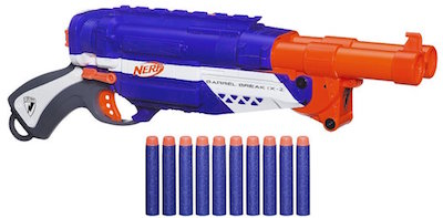 Nerf Shotgun - Barrel Break IX-2