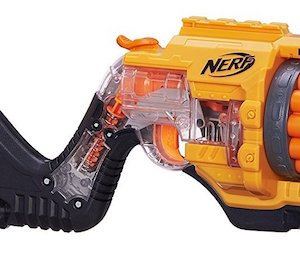 Nerf Doomlands transparente Parts